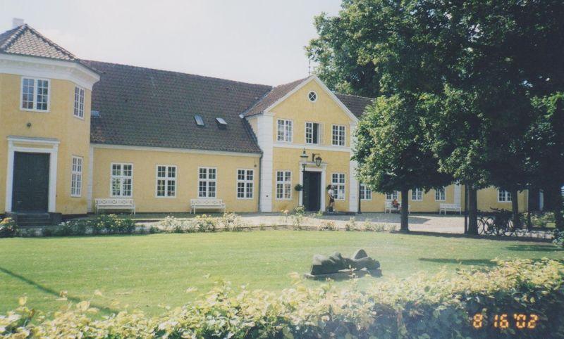 Silkeborg And The Tollund Man.