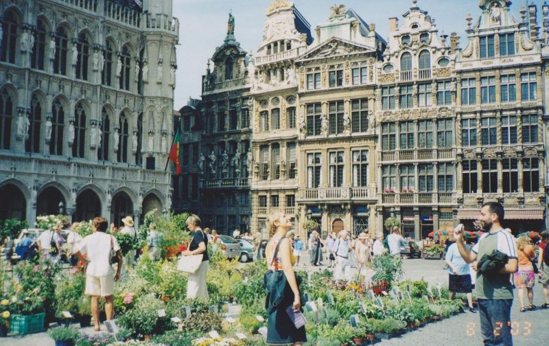Brussels - City Centre.