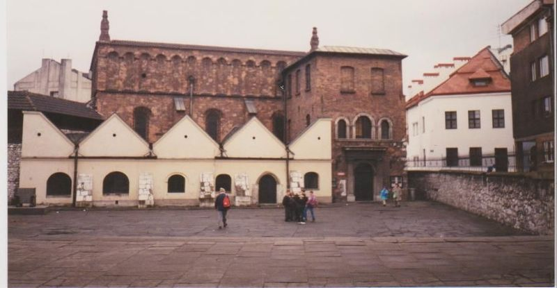 Cracow Or Krakow