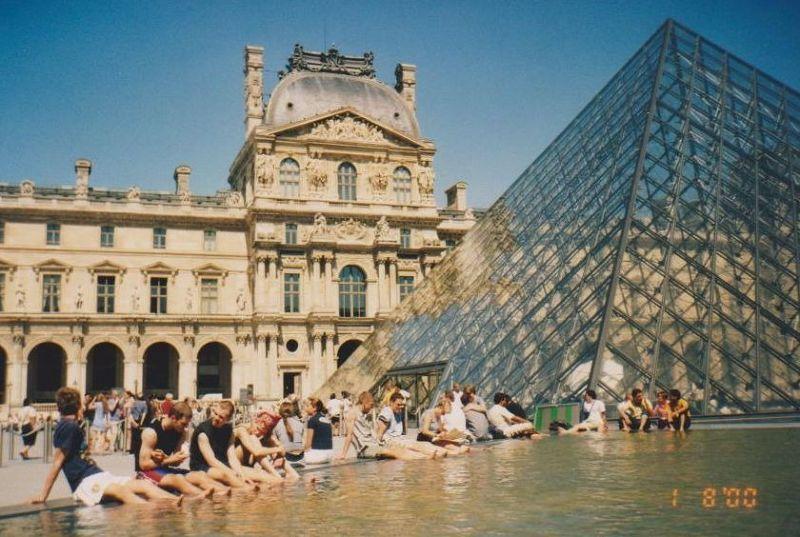 The Louvre - Paris