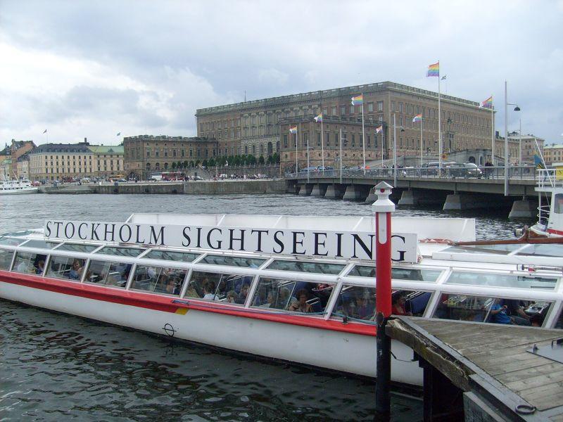 The Royal Palace - Stockholm