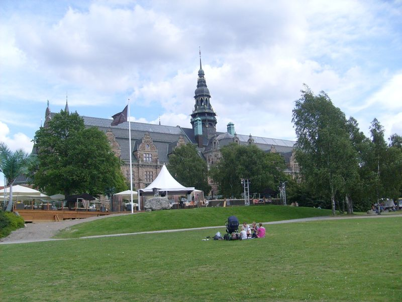The Nordic Museum - Stockholm