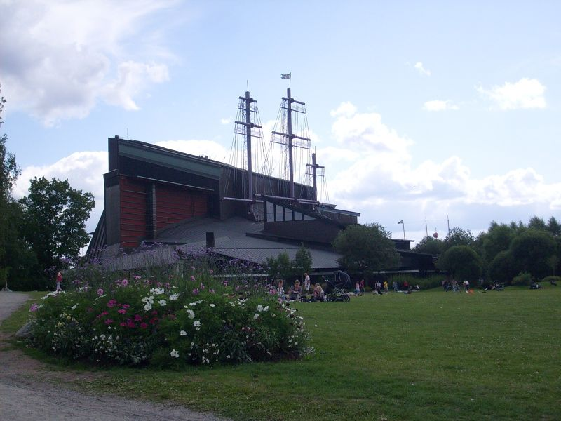 The Vasa Museum - Stockholm