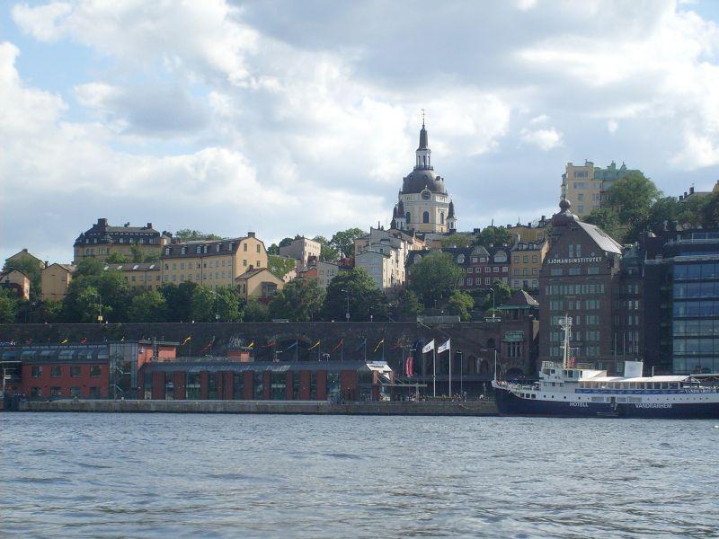 Katarina kyrka - Stockholm