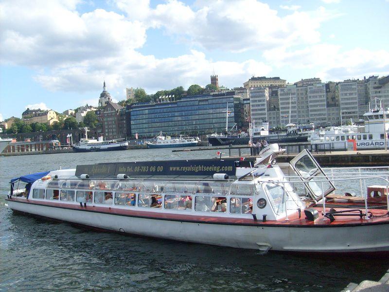 Boat Trips - Stockholm