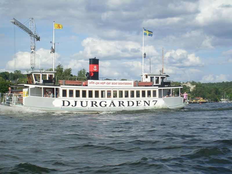 Boat Trips. - Stockholm