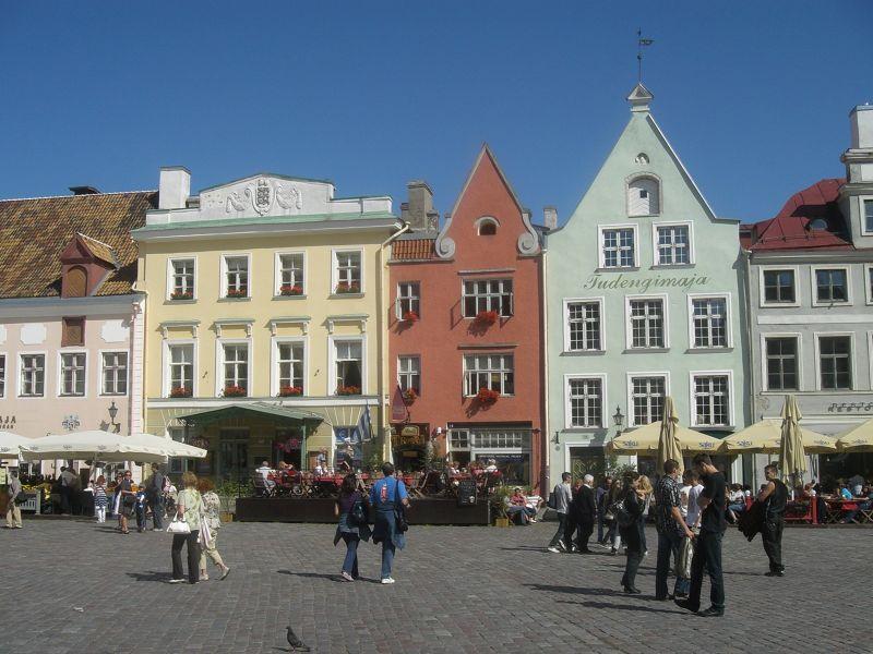 Town Hall Square - Tallinn