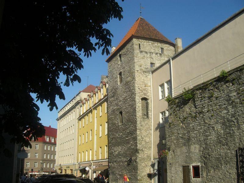 Fortifications - Tallinn