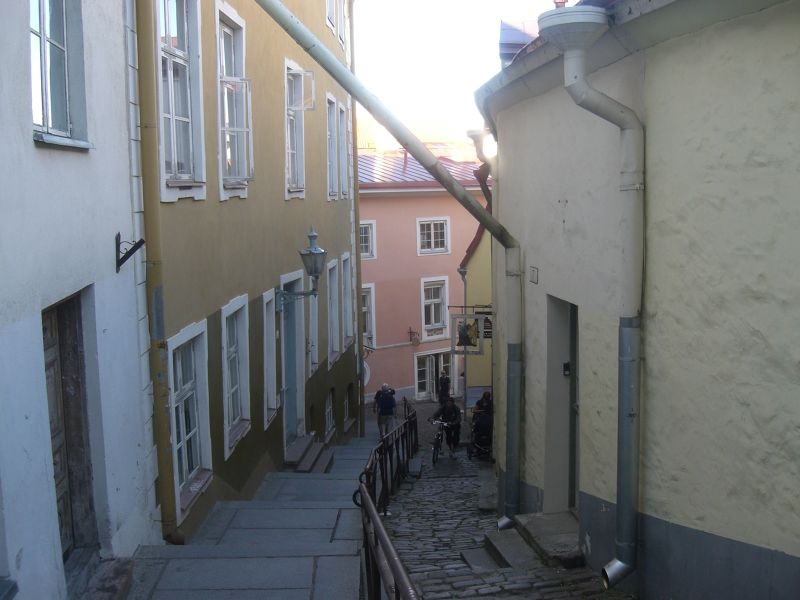 Tallinn's Old Town - Tallinn