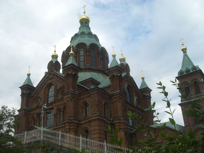 Upenski Cathedral - Helsinki
