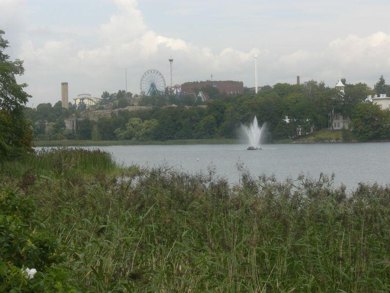 Toolonlahti Park - Helsinki