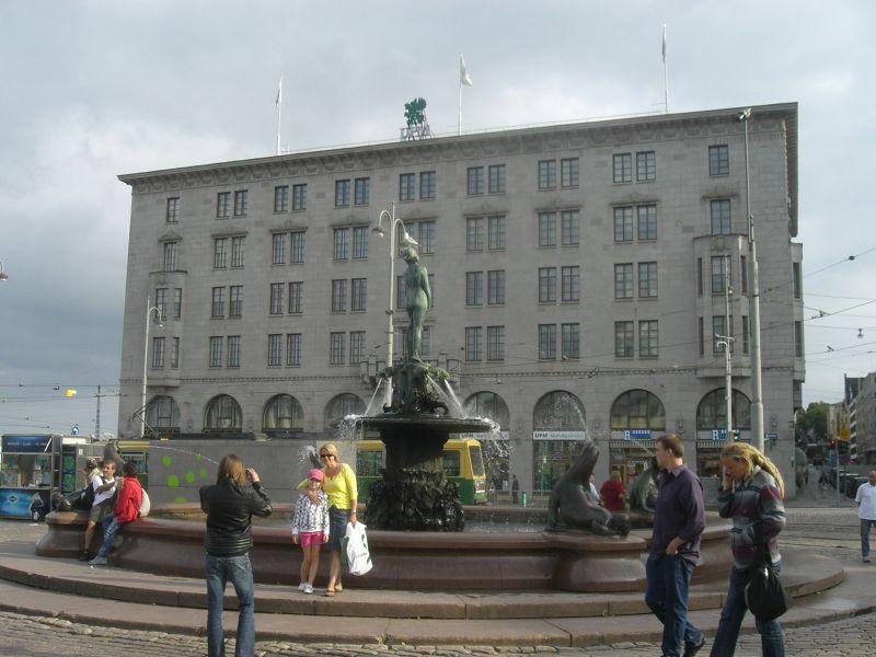 Havis Amanda - Helsinki