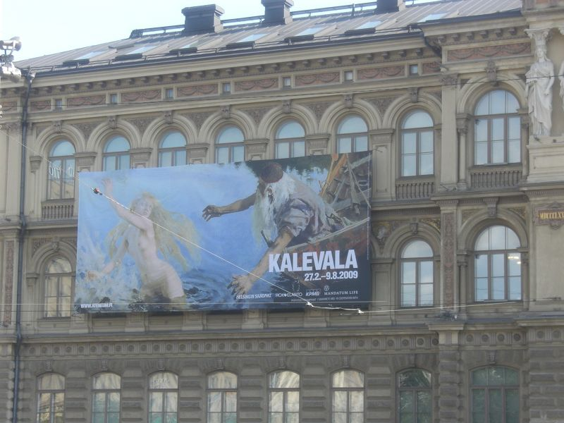 The Ateneum - Helsinki