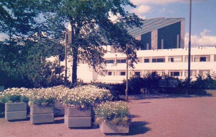 Finlandia Hall - Helsinki
