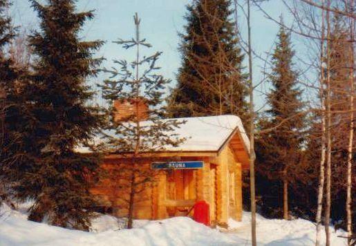 Sauna in Jyaskula - Helsinki