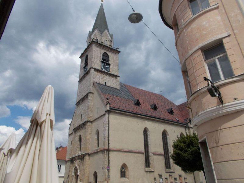 St Kancijan Church