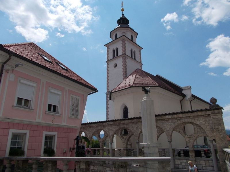 The Church Of The Holy Rosary