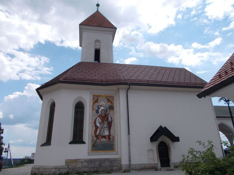 The Church On Pungert