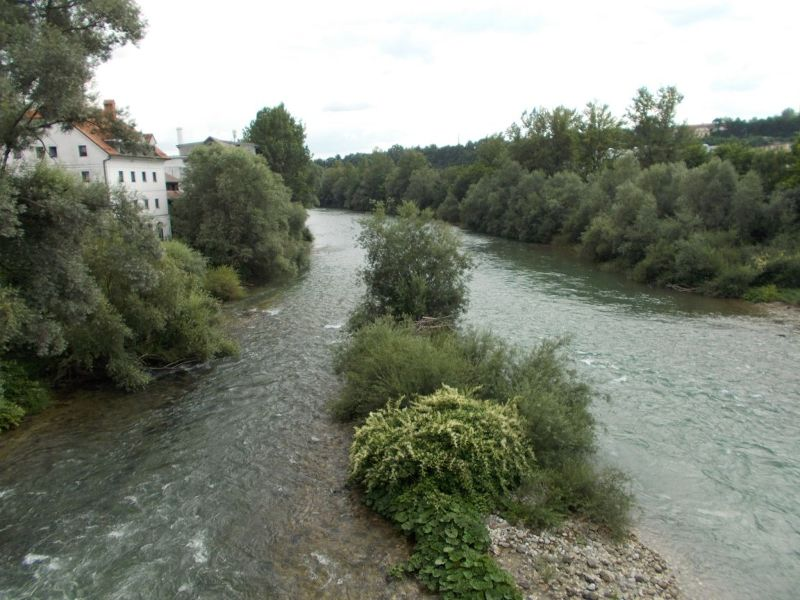 The Sava River