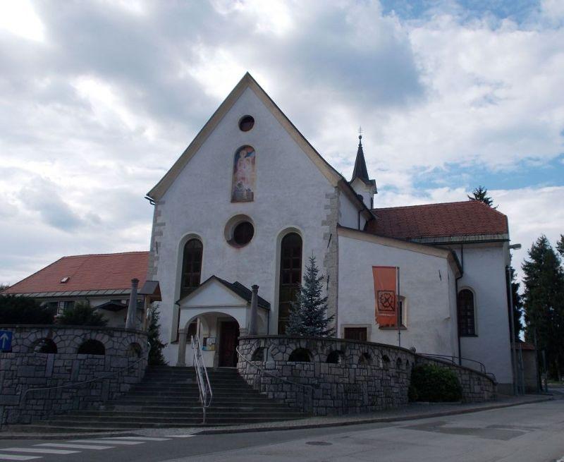 The Church Of St Ann