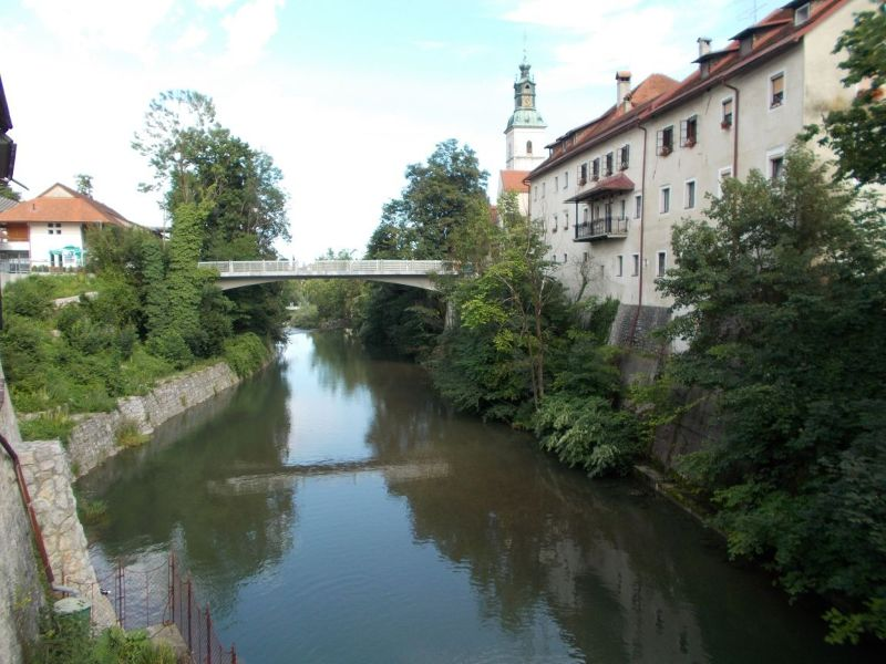 The Capuchin Bridge