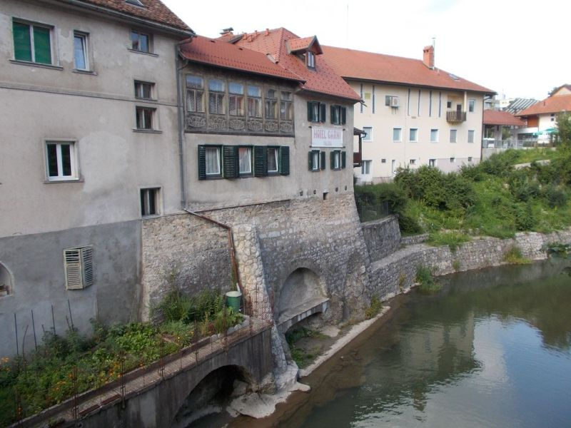 The Capuchin Bridge