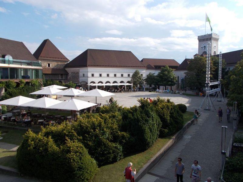 Ljubljana Fortress - Ljubljana