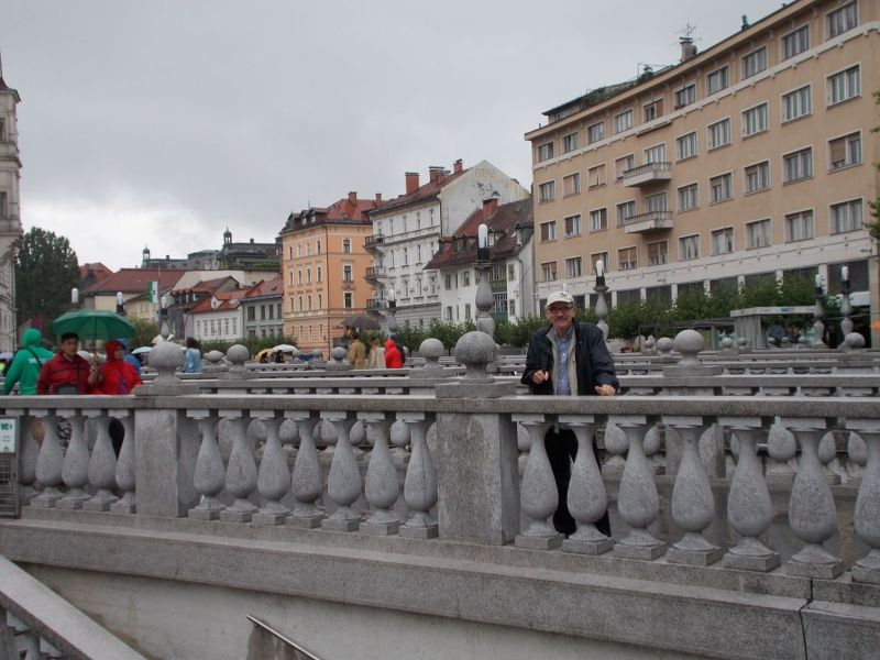 Triple Bridge - Ljubljana