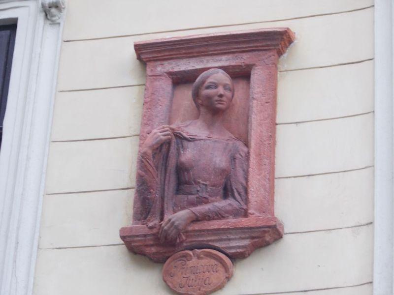 The love of Preseren's Life - Ljubljana
