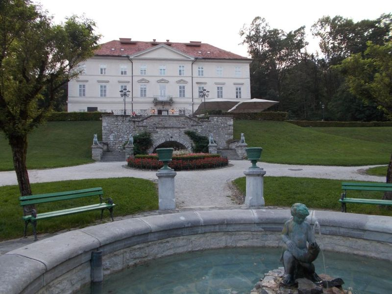 Tivoli Mansion - Ljubljana