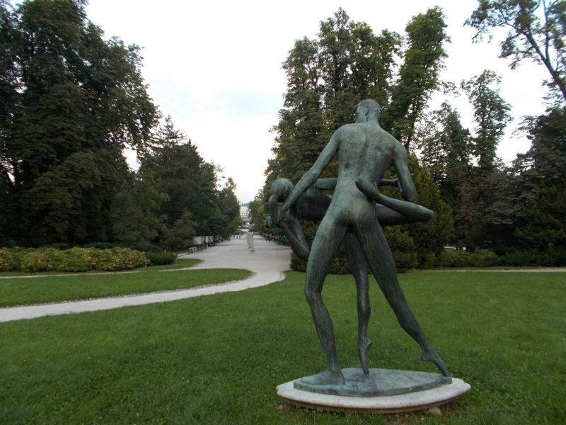 Sculptures - Ljubljana