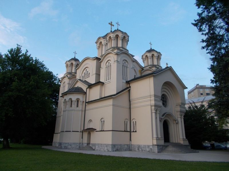 Serbian Orthodox Church - Ljubljana