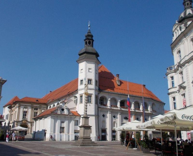 The castle, Grajski Trg. - Maribor