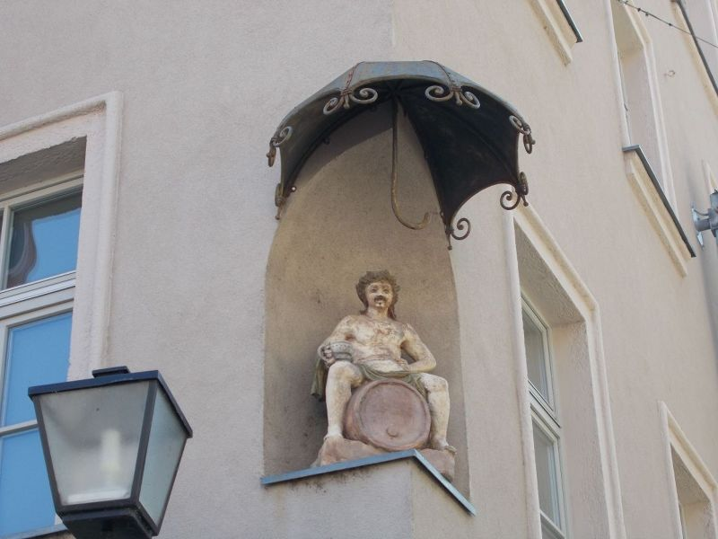 Bacchus, Grajski Trg - Maribor