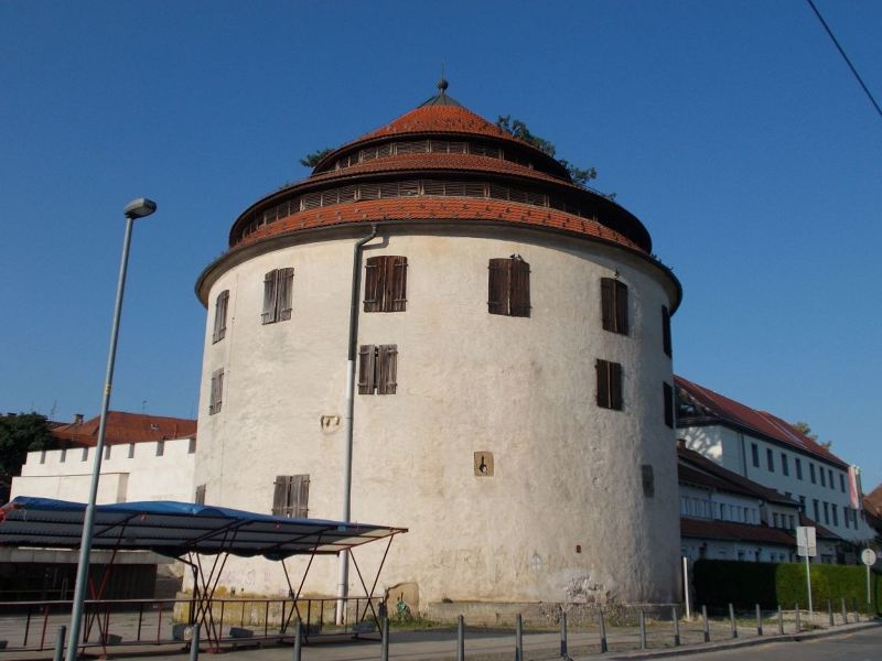 Judgement Tower - Maribor