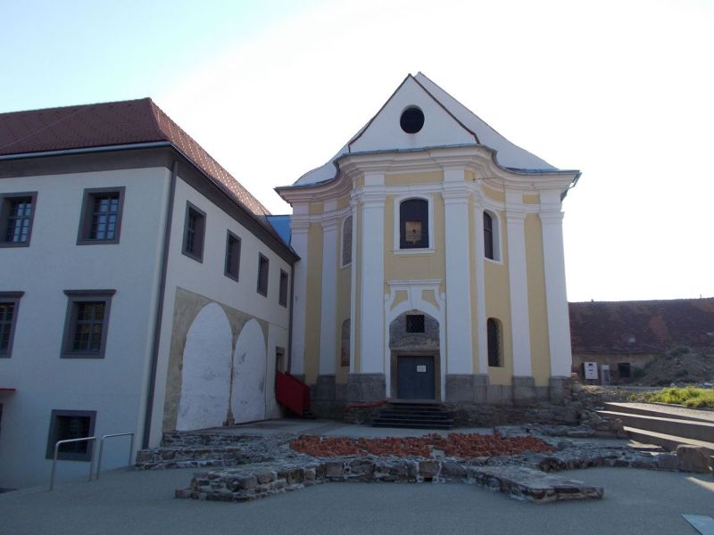 The Minorite Monastery - Maribor