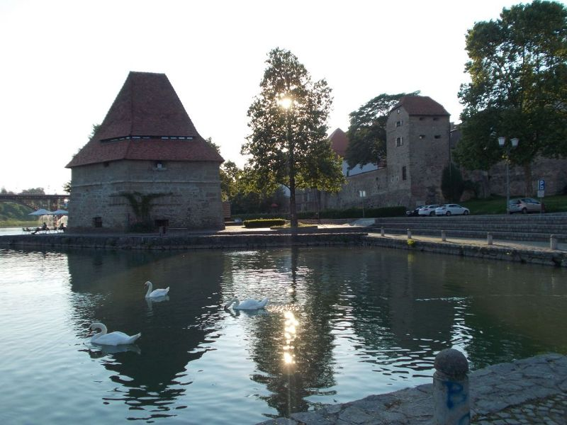 Water Tower and Jew's Tower - Maribor