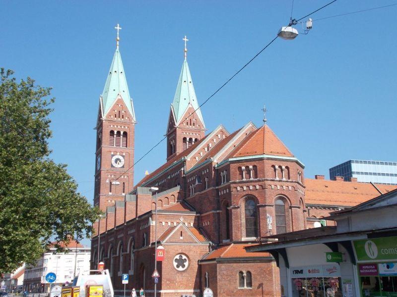 St Mary's Church - Maribor