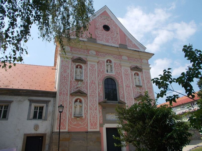 The Dominican Monastery - Ptuj