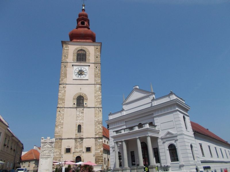 City Tower and Theatre - Ptuj