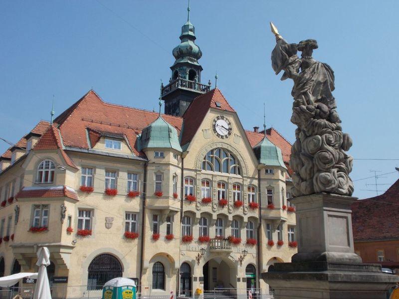 The Town Hall - Ptuj