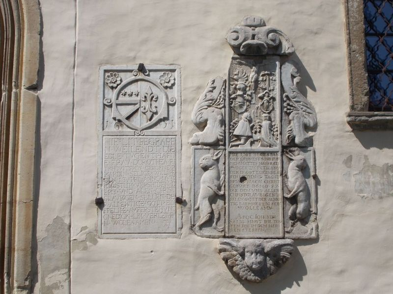 Tombstones - Ptuj