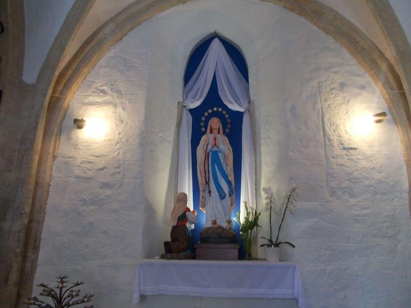 Inside the church - Ptuj