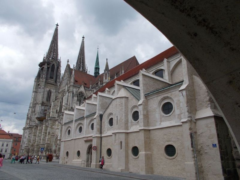 The Cathedral - Regensburg