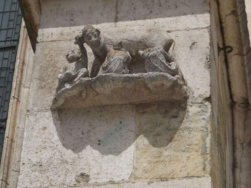 The Jewish Sow - Regensburg