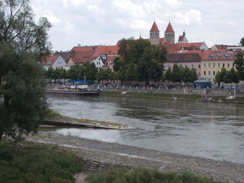 Views from the Islands - Regensburg