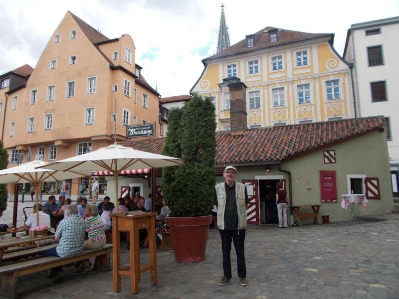 Historische Wurstkuchl - Regensburg