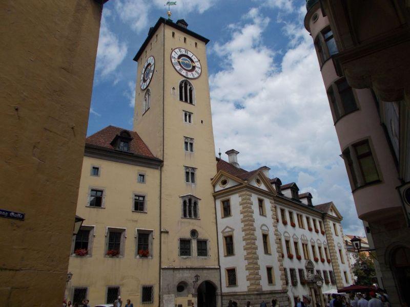 The Altes Rathaus - Regensburg