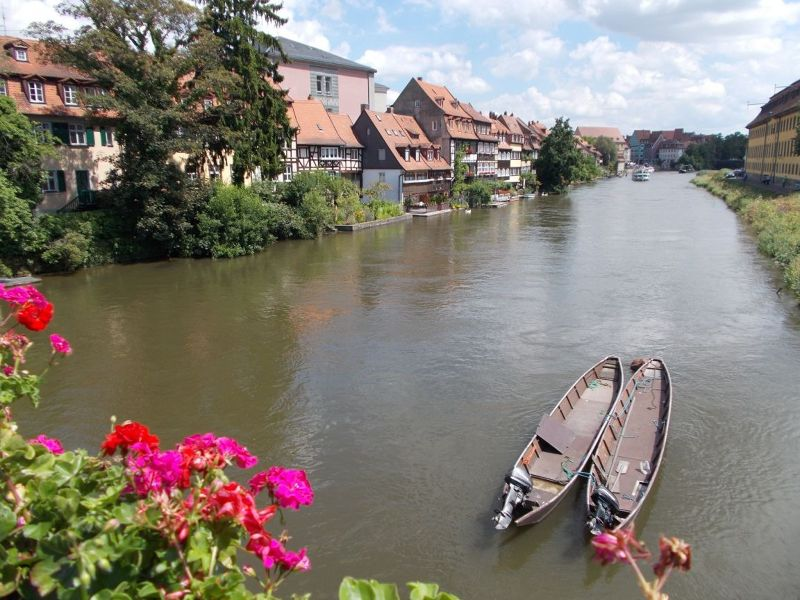 Looking towards Little Venice - Bamberg