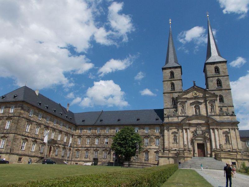 Saint Michael's Monastery. - Bamberg